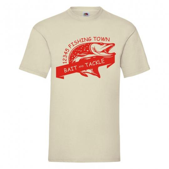 BAIT AND TACKLE T-Shirt