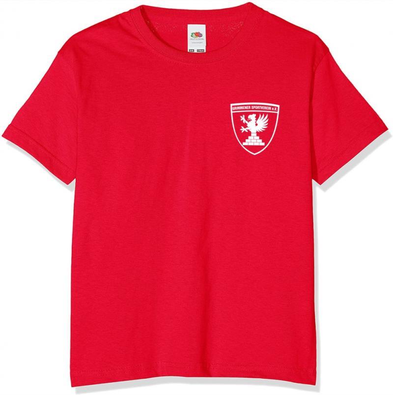 Shirt Kids (BEI UNS GEHTS RUND!)